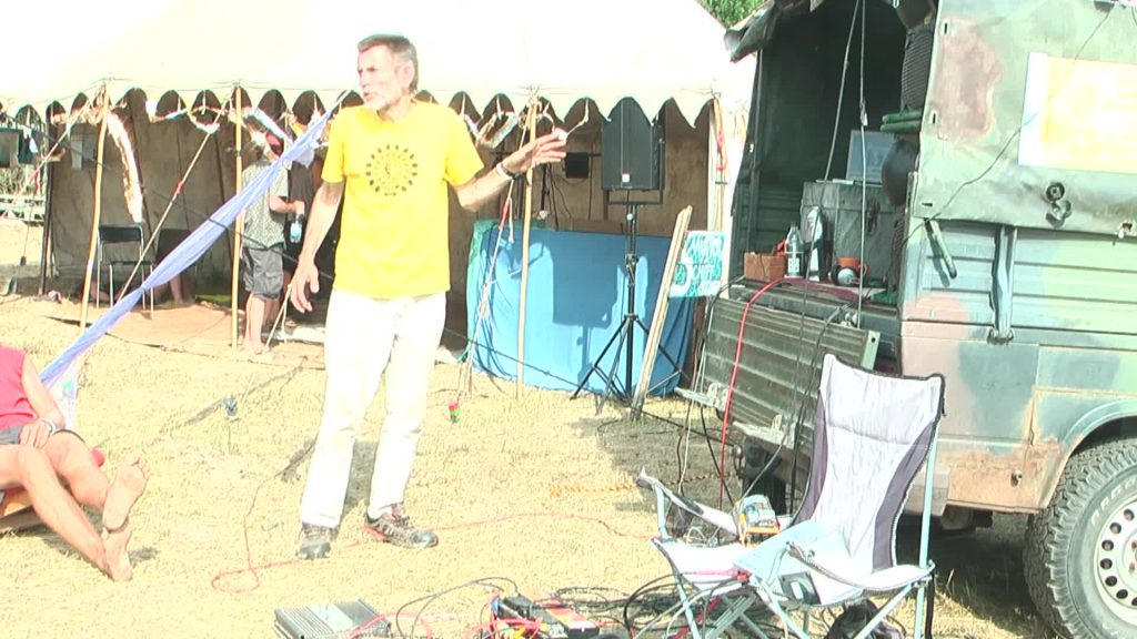 Solar Sound Workshop @ Monis Rache Festival 2016